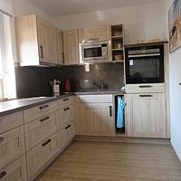 Küche im Arielle