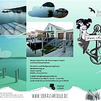 Hausprospekt Seehaus Arielle
